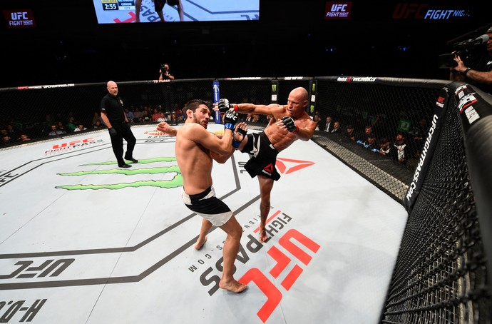 Donald Cerrone, Patrick Côté, UFC Ottawa, MMA (Foto: Getty Images)