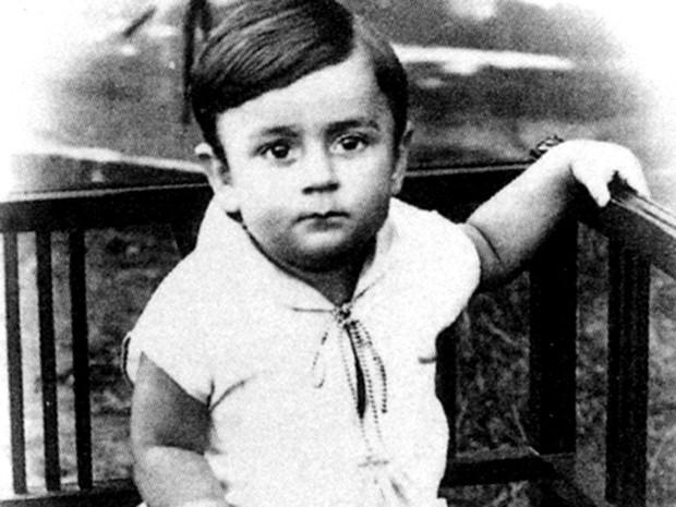 Nascido na Paraíba, Ariano Suassuna adotou Pernambuco ainda criança, com a família (Foto: Acervo pessoal / Ariano Suassuna)