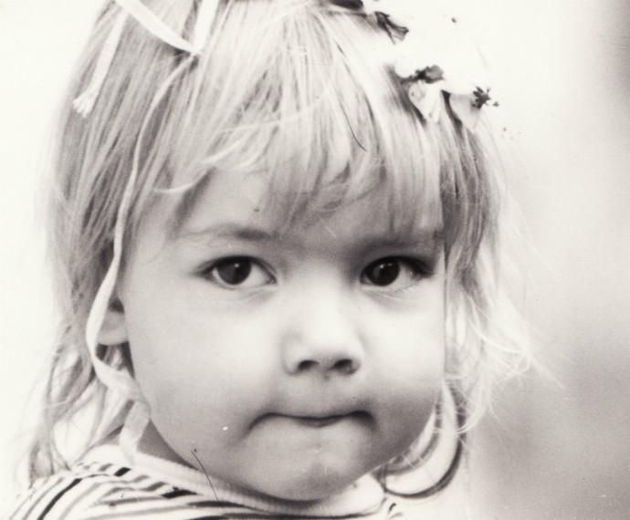 Rodaika Criança Mistura matéria especial dia das crianças (Foto: Arquivo Pessoal)