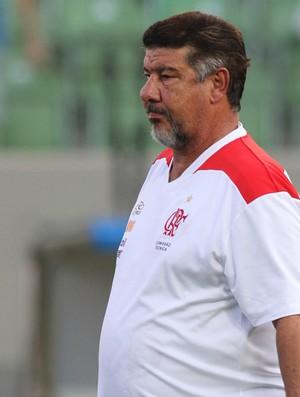 Joel Santana Flamengo x Cruzeiro (Foto: Ramon Bitencourt / Vipcomm)