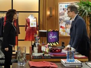 Roberta tenta negociar com Felipe (Foto: Guerra dos Sexos/ TV Globo)