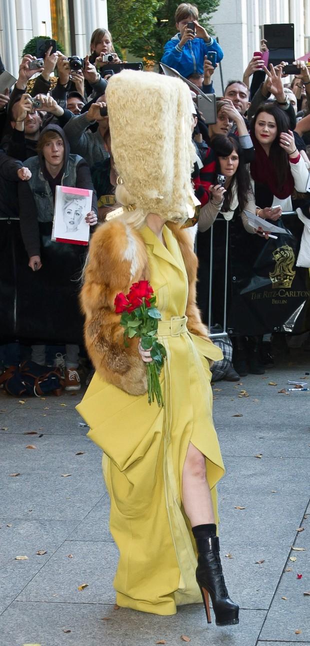 Lady Gaga (Foto: AFP / Agência)