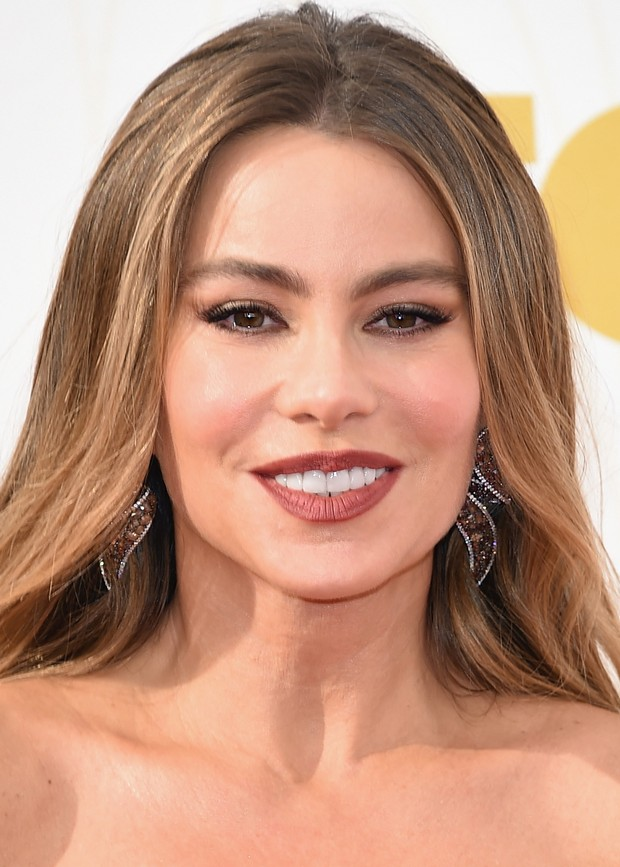 MAKE EMMY 2015 - Sofia Vergara (Foto: AFP)