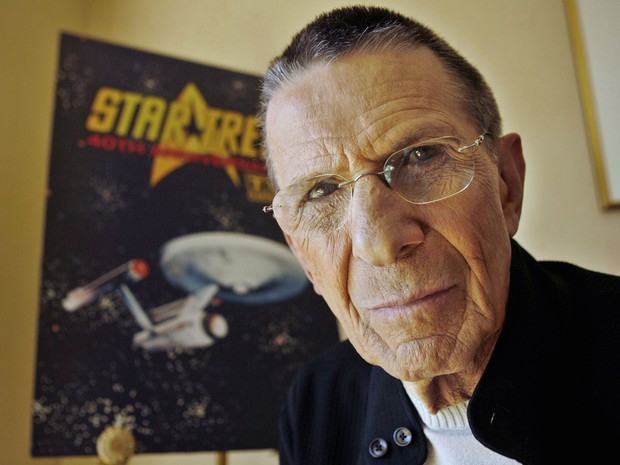 Leonard Nimoy (Foto: (AP Photo/Ric Francis, File))
