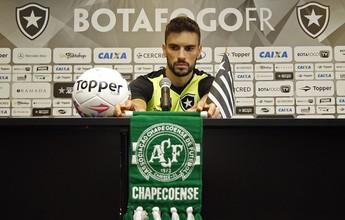 """Pimpão se emociona com tragédia da Chapecoense: """"Vamos correr por eles"""""""
