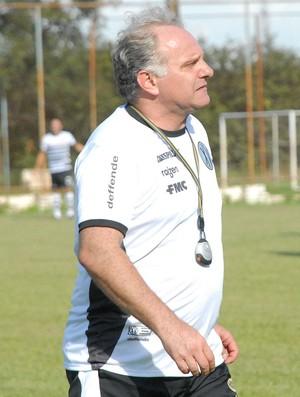 Toninho Cecílio Treinador XV de Piracicaba Nhô Quim (Foto: Eduardo Castellari / XV de Piracicaba)