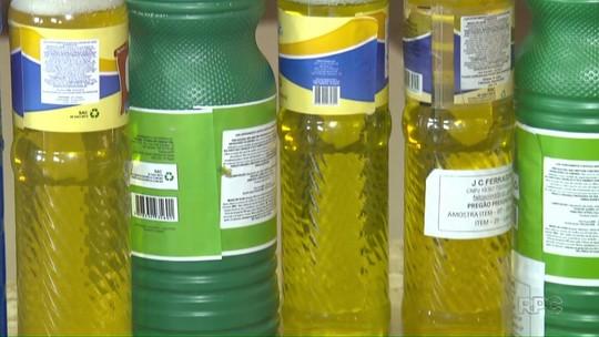 Prefeitura e PM apreendem produtos de limpeza adulterados em Maringá