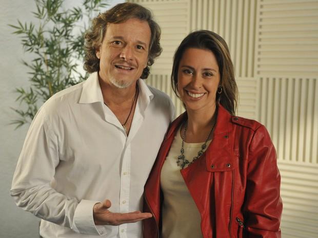 Marcello Novaes completa 30 anos de carreira (Foto: Renato Rocha Miranda/TV Globo)