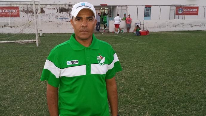 Evandro Guimarães, Salgueiro (Foto: Ednardo Blast/ TV Grande Rio)