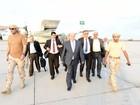 Presidente do Iêmen retorna do exílio e desembarca em Áden