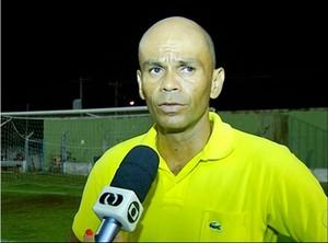 Wilcelmo Rodrigues, técnico do União (Foto: Reprodução/TV Anhanguera)