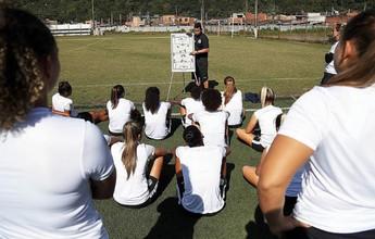 Santos se prepara para as quartas de final do Paulista Feminino