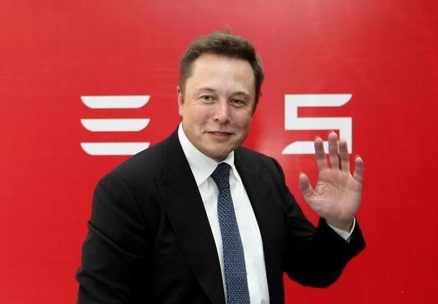 O CEO da Tesla, Elon Musk (Foto: Reuters)