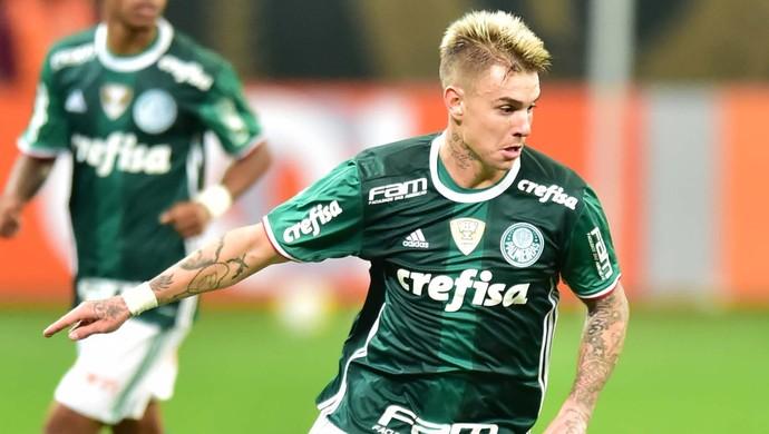Roger Guedes Palmeiras America (Foto: Marcos Ribolli)