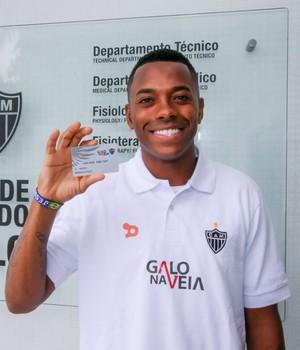 Robinho; Atlético-MG (Foto: Bruno Cantini)