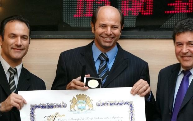 Lúcio Surubim (Foto: Daniel Santana / GloboEsporte.com)