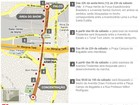So Paulo ter esquema especial de trnsito para a Marcha para Jesus