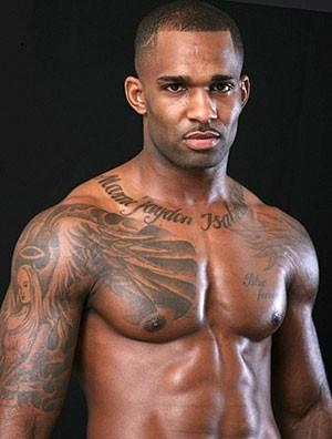 Jimi Manuwa lutador UFC (Foto: Divulgação)