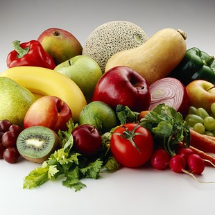 Frutas e vegetais euatleta (Foto: Getty Images)