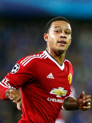 Depay Manchester United (Foto: Getty Images)