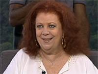 Beth Carvalho (Foto: Reprodução/RJTV)