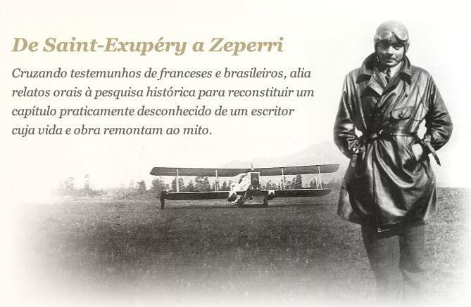 Zé Perri é o apelido do escritor francês no Campeche (Foto: Reprodução/Zeperri.org)