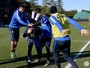 Roberto Mancini faz aniversário e leva ovada de Felipe Melo, Icardi e Guarín
