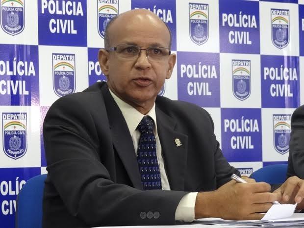 Delegado Newson Motta (Foto: Penélope Araújo/G1)