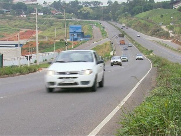 O Sul de Minas é a segunda região com o maior número de equipamentos geridos pelo DER-MG (Foto: Reprodução EPTV)