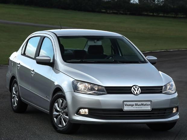 VW Voyage Bluemotion Technologies (Foto: Divulgação/Ricardo Hirae)