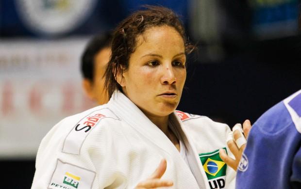 Maria Portela Judô (Foto: Agência Estado)