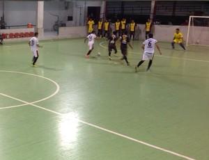 Sport x Barcelona de Itambé Futsal (Foto: Adroaldo Rodrigues)