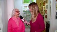 Colecionadora de 93 anos guarda relíquias da 1ª Copa