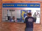 IBGE realiza levantamento sobre transportes na região oeste do Pará