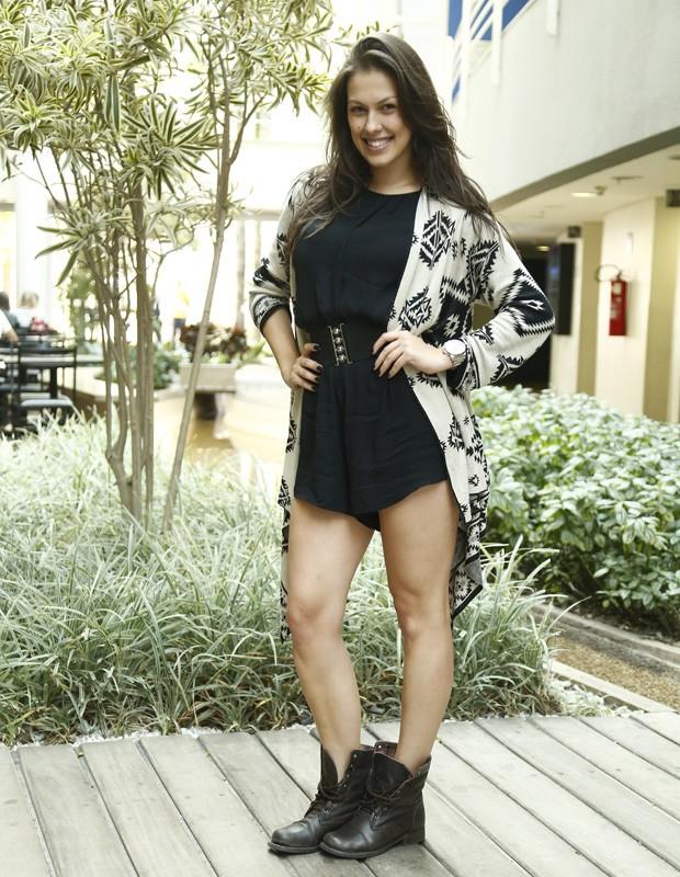 Rachel Drodowsky (Foto: Raphael Dias / Gshow)