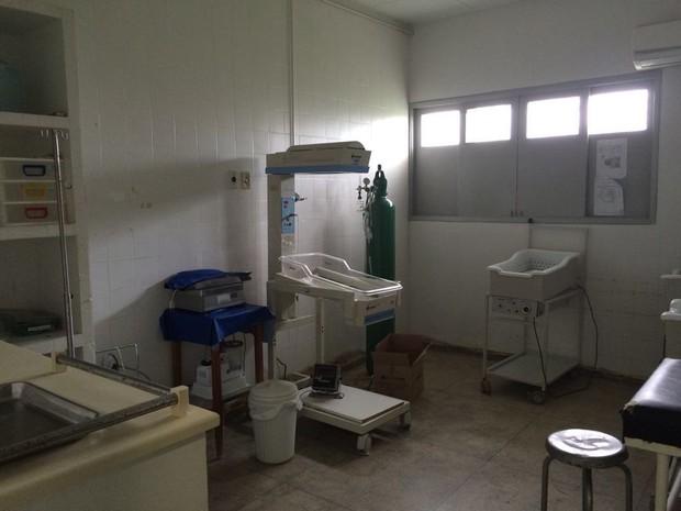 Apevisa informou que há problemas na estrutura física do hospital (Foto: Divulgação/Cremepe)