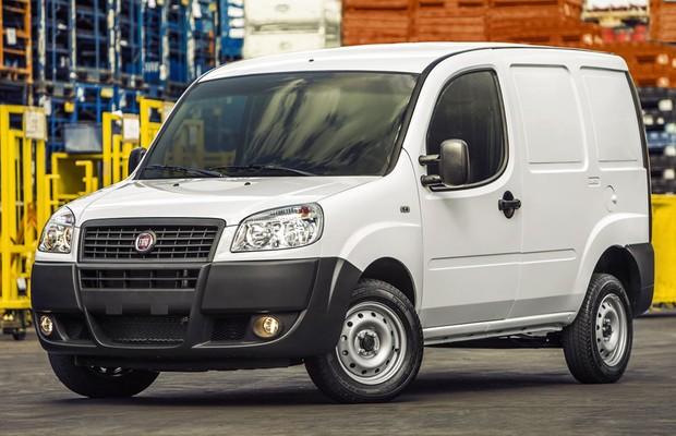Fiat Doblò Cargo 2014 (Foto: Divulgação)