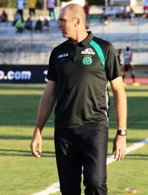 Gilmar Dal Pozzo  Chapecoense x Atlético-PR (Foto: Diego Carvalho/Aguante/Chapecoense)