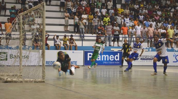 Aracaju x Itaporanga (Foto: João Áquila / GloboEsporte.com)
