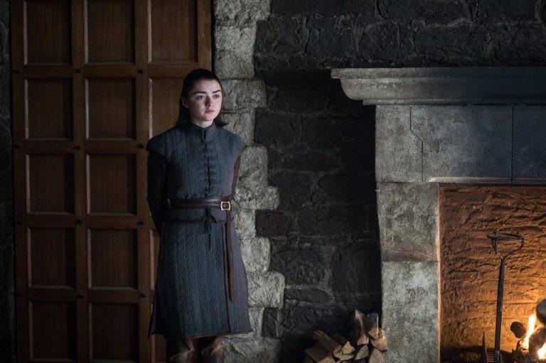Arya Stark (Foto: Divulgação)