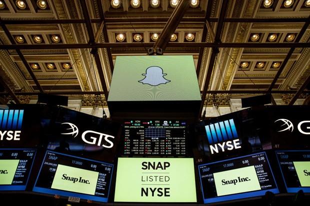 Snapchat (Foto: Drew Angerer/Getty Images)