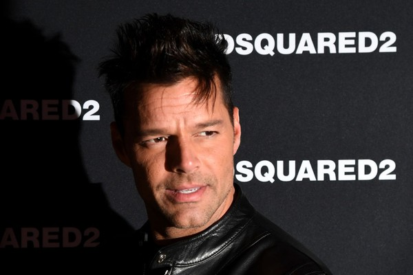 O cantor Ricky Martin (Foto: Getty Images)
