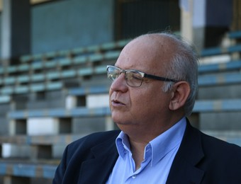 Romildo Bolzan, presidente eleito no Grêmio (Foto: Eduardo Deconto)