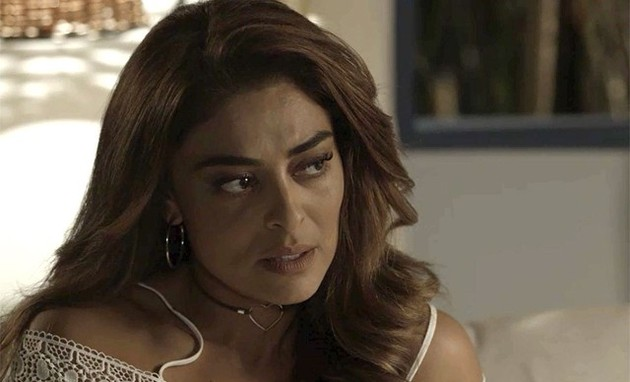Juliana Paes é Bibi em 'A força do querer' (Foto: TV Globo)