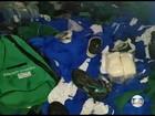 Escola desativada vira 'armazém do desperdício' em Seropédica, RJ