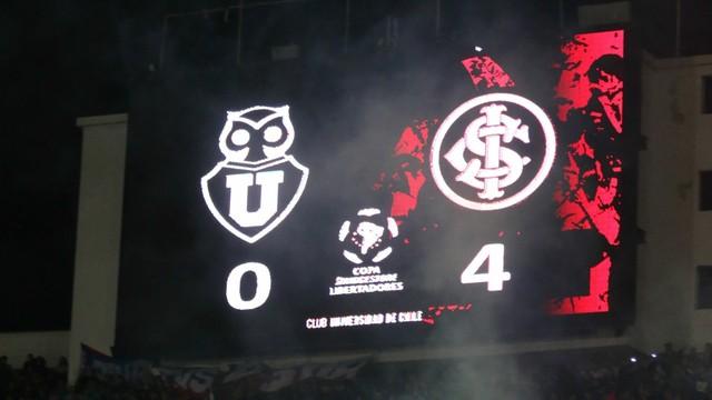 Universidad de Chile x Internacional - Taça Libertadores 2015 ... e93d5dda44376