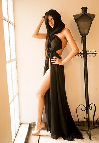 Jennifer Pamplona (Foto: Iwi Onodera/EGO)