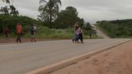 Moradores reclamam da falta de sinalização na DF-180