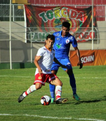 b11e9dfd0a Galícia perde para o Juazeirense e é o primeiro clube rebaixado no Baianão
