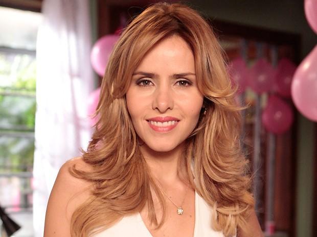 Leona Cavalli na pele de Glauce. (Foto: Amor à Vida / TV Globo)